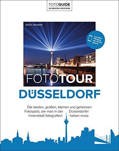 Fototour Düsseldorf: Die besten Fotospots, die man in der Düsseldorfer Innenstadt fotografiert haben muss | Location-Planung per Smartphone | Der Reiseführer für Fotografen