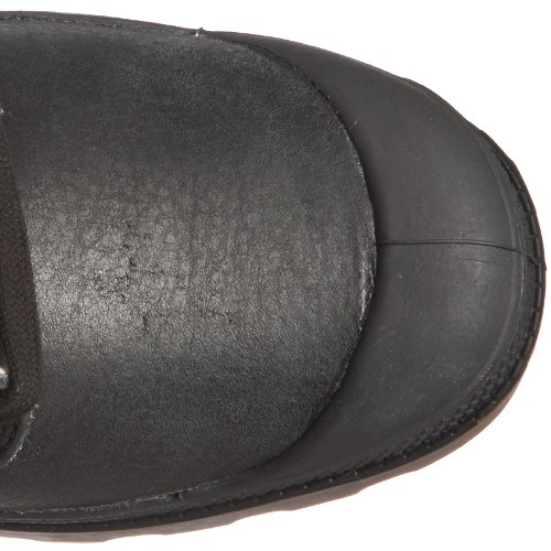 Palladium Baggy Leather S 02610-072-M Herren Bootschuhe Schwarz (BLACK PILOT 072)