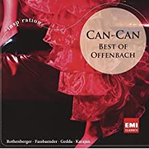 Can-Can: Best of Offenbach by Can-Can: Best of Offenbach (2012-02-14)