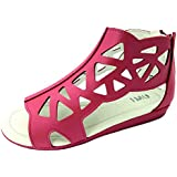 Umi Girl's Rena Synthetic Sandals