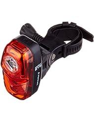 MacTronic LED Batterie Rückleuchte, Schwarz, BPM-1SL Bike Pro