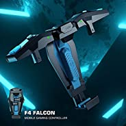 "Gamepads - GameSir F4 Falcon Mobile Gaming Controller - Redefine ""Fast"", Foldable Wings Joystick For"