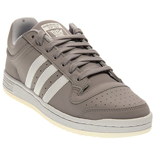 Adidas Originals Top Ten Lo Mens Basketball Shoes D70345 LumiÚre Onix lumiÚre blanche Onix 7,5 M U Light Onix/White-Light Onix