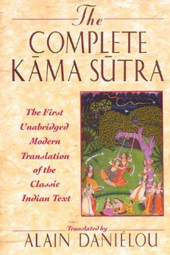 Portada del libro The Complete Kama Sutra