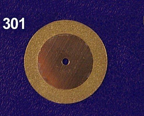 10 Mini Diamant Trennscheiben TYP 301 minitrennscheibe Trennscheibe Separierscheibe