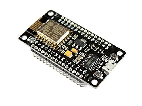 NodeMCU WeMos LoLin Dev Kit mit ESP8266, WLAN/WiFi und Lua Interpreter, IoT Entwicklung