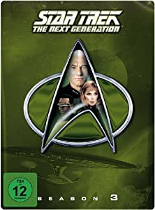 Star Trek: The Next Generation - Season 3 (Steelbook, exklusiv bei Amazon.de) [Blu-ray] [Limited Collector's Edition] [Limited Edition]