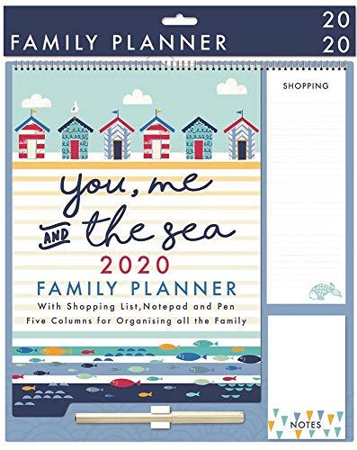 2020 Family Organiser Calendar, ...