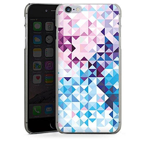 Apple iPhone 5s Housse Étui Protection Coque Pastel Motif Motif CasDur anthracite clair