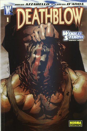 Deathblow 1 Cover Image