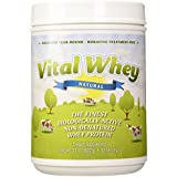 Vital Whey Natural 21 oz(600g) by Well Wisdom Proteins
