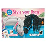 Miss Melody Style Your Horse MALBUCH