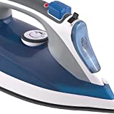 (Renewed) Morphy Richards Super Glide 2000-Watt Steam Iron (White/Blue)