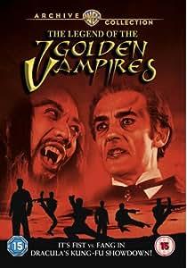 The Legend Of The 7 Golden Vampires [DVD] [1974]