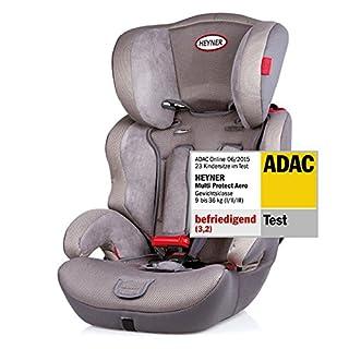 Heyner 796200 Kindersitz MultiProtect AERO Tech (I, II, III), Koala Grey