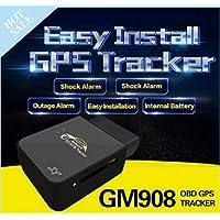 Tracker Localizador satélite GPS OBD para coche y camión instalación rápida
