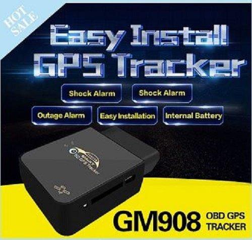 Tracker-Ortungssystem GPS OBD für Auto und LKW Schnelle Installation