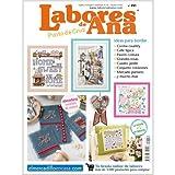 LAS LABORES DE ANA Nº 251 Completo Abecedario de Costura - Revista de Punto de Cruz