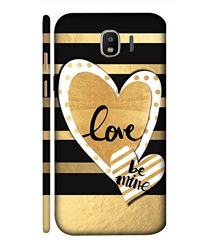 PrintVisa Designer Back Case Cover for Samsung J2 (2018) (Love me and be Mine)