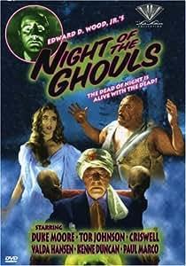Night of Ghouls [DVD] [1960] [Region 1] [US Import] [NTSC]