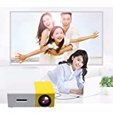 Gadgets Appliances YG300 LED Portable Projector 400-600LM 3.5mm Audio 320 x 240 Pixels YG-300 HDMI USB Mini Projector Home Media Player