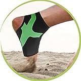 Sport Knöchelstütze Mit Integriertem POWER BAND Kompression Taping. Erhältlich in 3Größen.