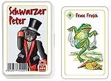 Ass Altenburger 72021 - Kartenspiel schwarzer Peter Kaminkehrer