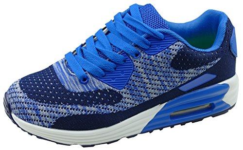 gibra Chaussures de Course Pour Homme Bleu