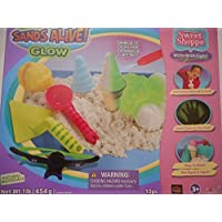 Sands Alive Glow Sweet Shoppe Glows with UV Glasses & Light Pen by Sands Alive