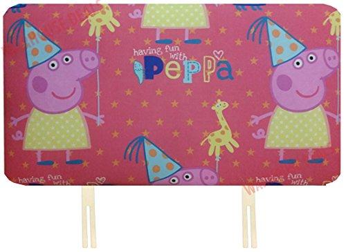 Kinder Charakter Disney Kopfteil Disney Kopfteil Einzelbett Kopfteil Jungen Mädchen (von K Co) (1, Peppa Pig) (Disney Jungen Charaktere)