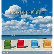 Nordseeküste 2015: Postkartenkalender