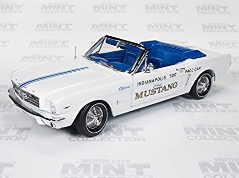 1964 1/2 Ford Mustang Convertible Indy Pace car by Auto