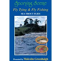 FLY TYING & MOSCHE DA PESCA SEA TROUT FLIES - Sea Trout Fly Fishing