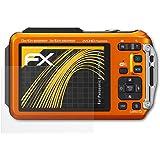 3 x atFoliX Protecteur d'écran Panasonic Lumix DMC-FT5 Film Protection d'écran - FX-Antireflex anti-reflet