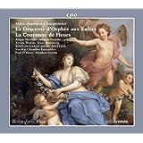 Charpentier : La Descente d'Orphée aux Enfers - La Couronne de Fleurs. Sheehan, Forsythe, O'Dette, Stubbs.