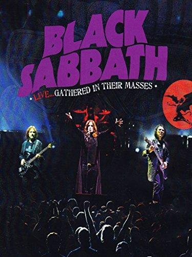 Black Sabbath - Live... Gathered In Their Masses (DVD+ Audio-CD) (Zugeben, Ticket Ein)