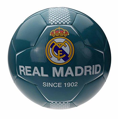 Real Madrid–Balón de fútbol unisex niños, azul