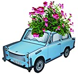 NEU Werkhaus Trabant Farbe kristallblau Blumenkasten Gr. XL Maße: (H x B x T) 25 x 60 x 25 cm cm