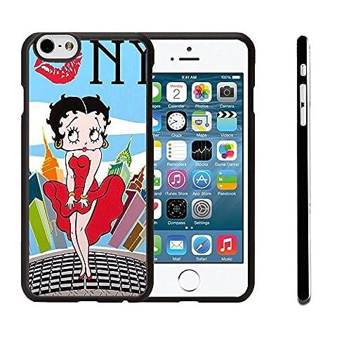 Betty Boop Case iPhone 6 6s [4.7] Marvel Comics ÉTui