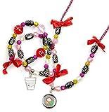 Best Cousin Bracelets - Cousin It Girl 88-Piece Jewelry Kit Set, Sushi Review