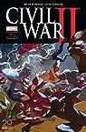 Civil War II nº3 (couverture 2/2) par Bendis