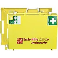 Erste-Hilfe-Koffer Extra+Industrie, gelb preisvergleich bei billige-tabletten.eu
