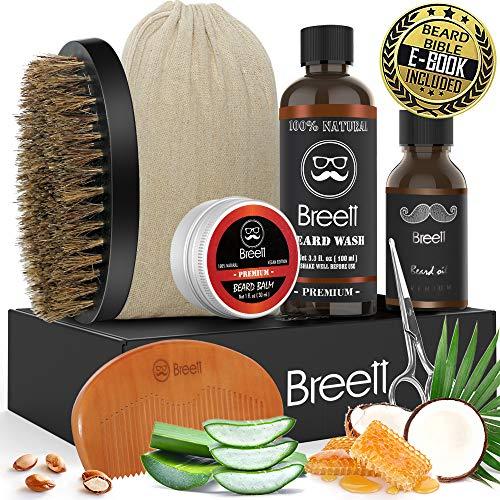 Kit Barba Cuidado con aceite barba
