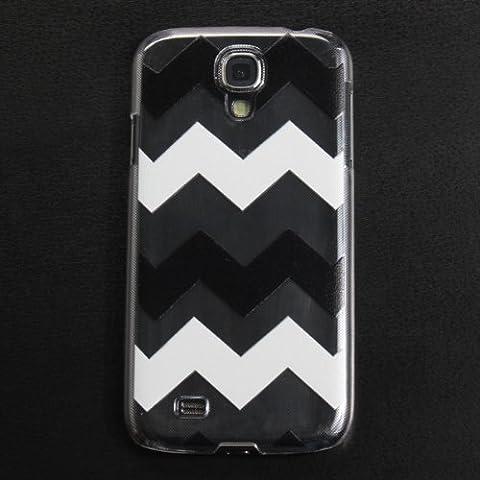 Protectora de plástico de nuevo caso para Samsung Galaxy S4 i9500 .