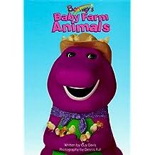 Barney's Baby Farm Animals (Barney's Great Adventure) by Guy Davis (1998-01-02)