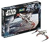 Revell Revell-ARC-170 Star Wars ARC-170 Fighter, Kit modele,...