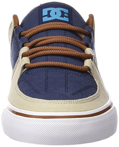 DC ShoesLYNX VULC TX M SHOE - Scarpe da Ginnastica Basse Uomo Multicolore (Mehrfarbig (NKH))