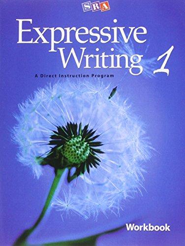 Expressive Writing Level 1, Workbook: Workbook Bk. 1