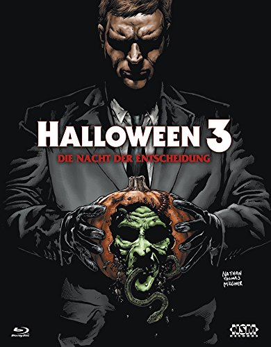 ) Hartbox - Limited 333 Edition Cover B (Halloween 3 Le Film)