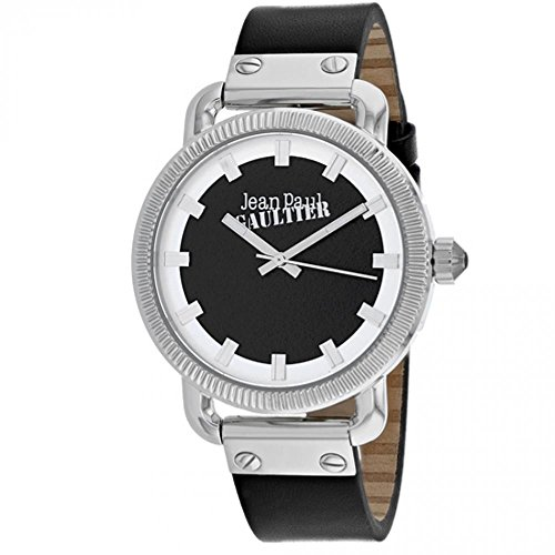 Jean Paul Gaultier Index Reloj de Hombre Cuarzo 42mm Correa de Cuero 8504407
